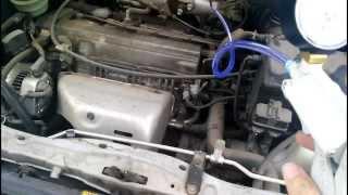 Toyota P0401 Insufficient Low EGR Flow RAV4 Diagnosis