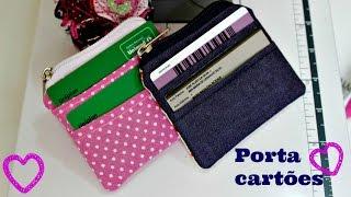Porta Cartões por Rosa Mutuca