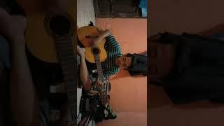 "Cover lagu Last Child ""Memories of you by Akhmad *kingjr* Qabid"""