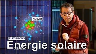 Comment fonctionnent les panneaux solaires ? - C'est pas sorcier