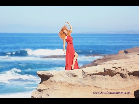 awakening your Enchantress with Elemental Energies of Fire~Water~Air~Earth!