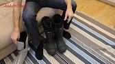 Самая теплая обувь на -30*С и ниже. Обзор Baffin и тп. - YouTube