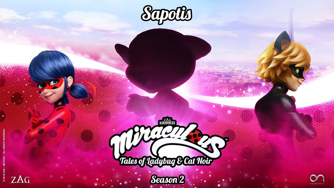 MIRACULOUS | 🐞 SAPOTIS - OFFICIAL TRAILER 🐞 | Tales of Ladybug and Cat Noir