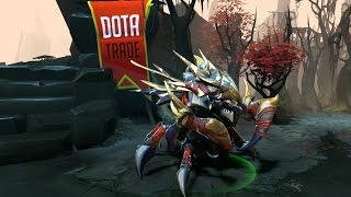 Writhing Executioner Nyx Assassin The Summit set preview Dota 2