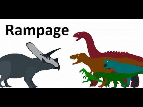 Torosaurus rampage (50 subs special)