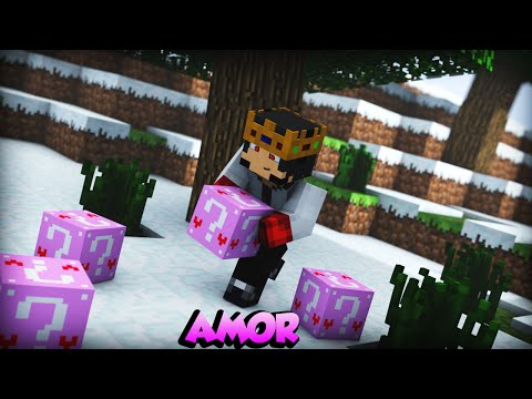 Lucky Block do Amor  ‹ Minecraft MODS ›