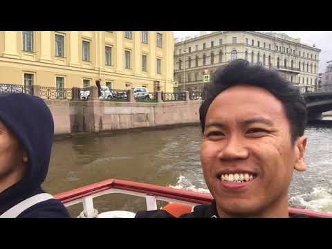 My travel diary | Saint Petersburg Russia 2018