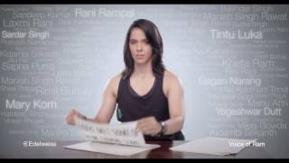 EDELWEISS TVC- NOTHING MEANS ANYTHING A MESSAGE BY SAINA NEHWAL