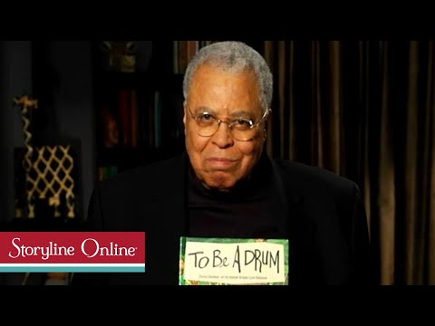 To Be A Drum read by James Earl Jones