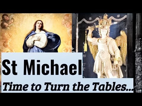 Protection Prayer To St Michael The Arch Angel Against Jezebel Spirits    Queen of Angels