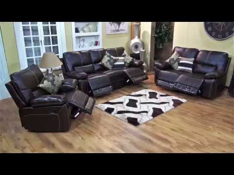 Montreal Recliner Lounge Suite