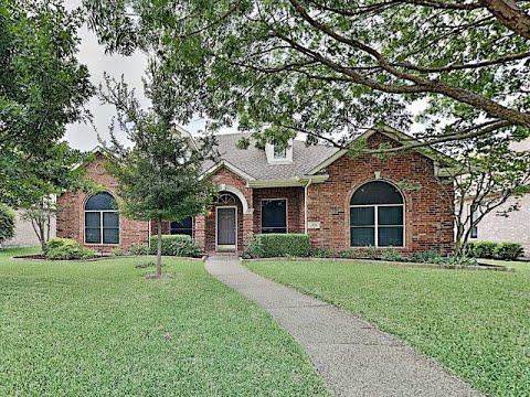 7804 Aqua Vista Dr. Plano, TX 75025  - Dallas Property Management