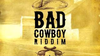 Turbulence - Over Now - Bad Cowboy Riddim - J-Rod Records