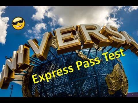 Express Pass Test at Universal Studios | Riding the Most Popular Rides on the Busiest Day