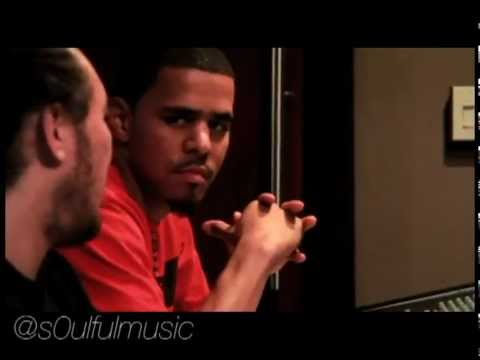 J Cole Visionz of Home (Instrumental)