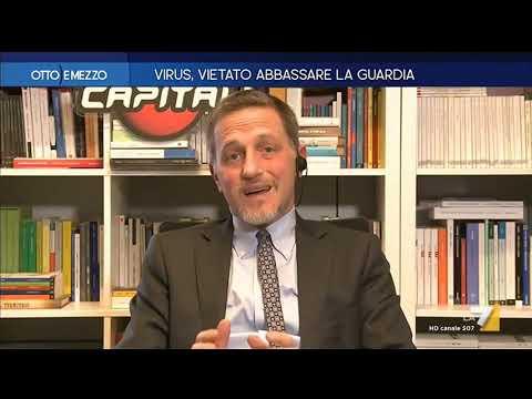 """Coronavirus, Massimo Giannini: """"L'Europa rischia il suo futuro"""""""