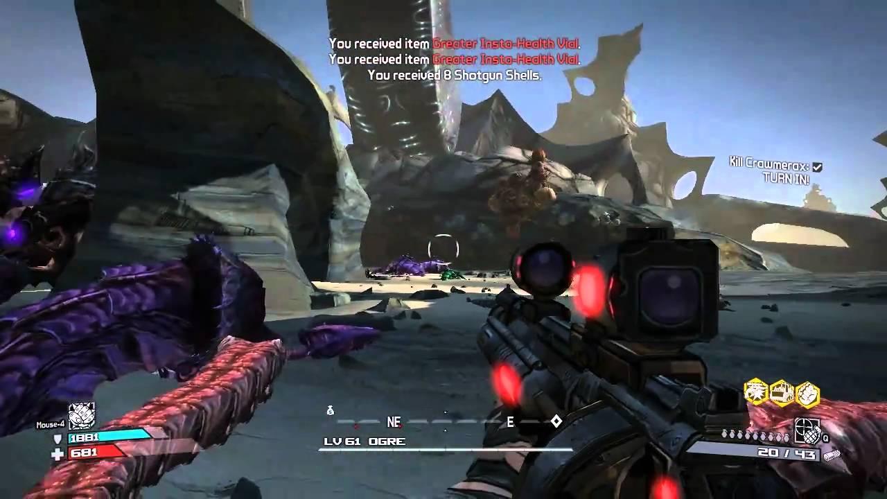 how to kill crawmerax solo