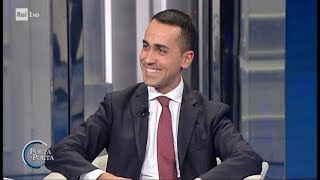 Luigi Di Maio a Porta a Porta (INTEGRALE) 2/3/2018