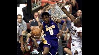Kobe Bryant Top 24 Reverse Layups