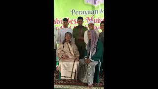 Maulidur Rasul Baginda Rasullullah Saw Di Dayah Liqaurrahmah Tahun 2018