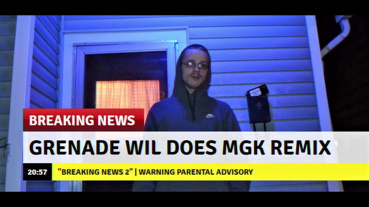 Machine Gun Kelly - Breaking News 2 [Remix by Grenade Wil ...