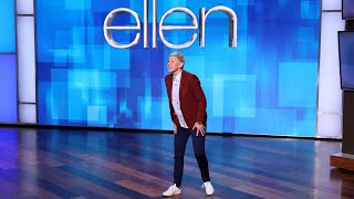 Ellen Loves Her Peloton