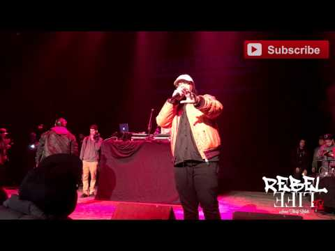 Big Pun's Son Chris Rivers Recites his fathers infamous verse from