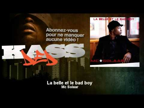 MC Solaar - La belle et le bad boy -...