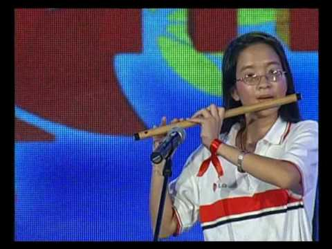 [HD] The snow is red, (Tuyet hoa than kiem) Flute