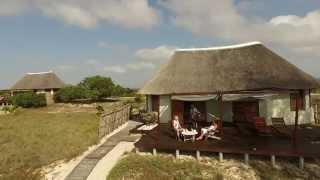 Coral Lodge 15.41 - Mozambique   - Villa No 3  -  Breakfast On The Veranda