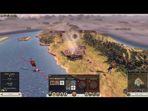 Total War Rome 2 Politics and Economy Mechanic