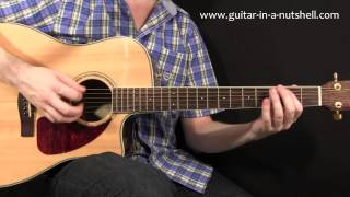 Guitar Lessons: Old Time Rock n