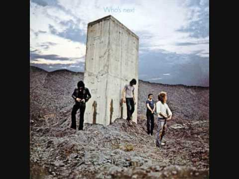 The Who - The Song Is Over