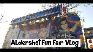 Aldershot Fun Fair Vlog April 2019