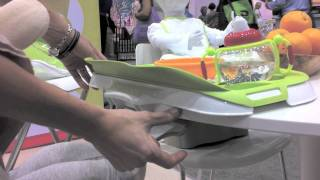 ABC Kids Expo - Debut of the Tidy Tray Table