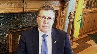 Saskatchewan Premier discusses demands for federal government