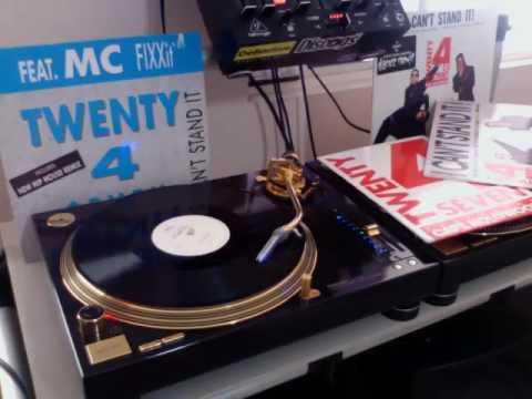 Twenty 4 Seven Feat. MC Fixx It – I Can't Stand It(New Hip House Remix)