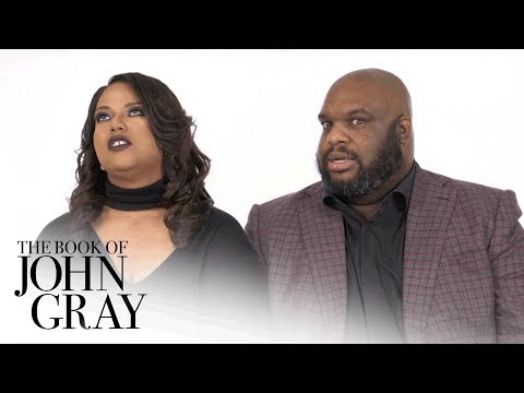 John Asks Aventer's Permission to Cheat on His Diet for One Night | Book of John Gray | OWN