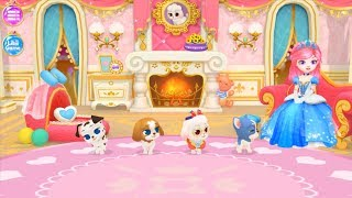 Princess Palace Royal Puppy 💙 Libii Educational Android İos Free Game For Kids