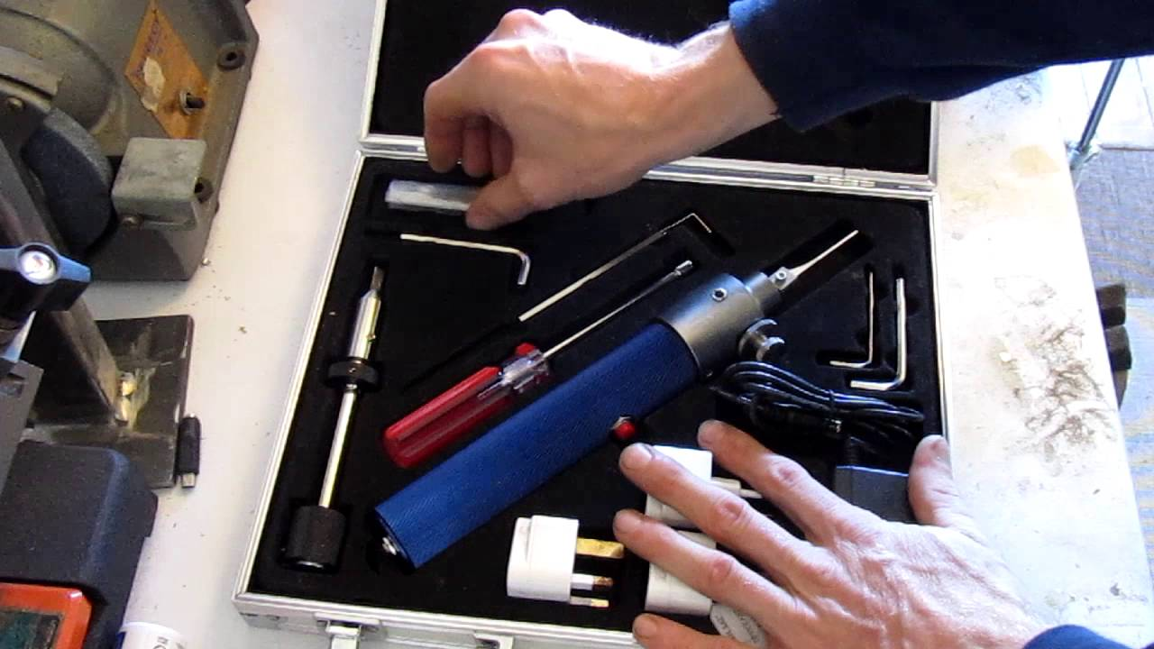 Ganzua electrica pick gun