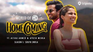 World Of MG: Homecoming S1: Roadtrip Across South India   Ft Aisha Ahmed & Ayush Mehra   Tripoto screenshot 5