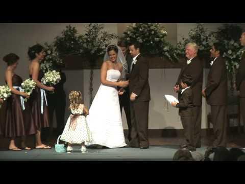 Clarke wedding highlights youtube