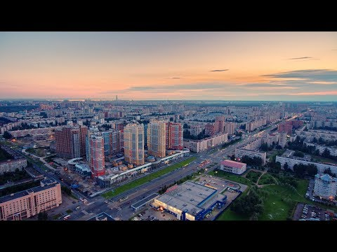 Выборгский, Калининский район | Санкт-Петербург | Съемка с квадрокоптера
