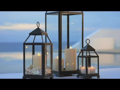 Summer Outdoor Decor with Lanterns | Pottery Barn