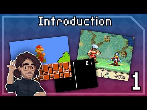 Pixel Art Class 1 - What is Pixel Art?