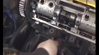 видео Настройка разрезной шестерни распредвала Ваз