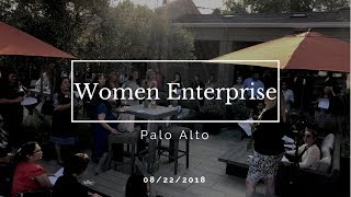 Women in Enterprise hosted by Palo Alto Chamber of Commerce