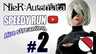 NieR: Automata SPEEDRUN #2