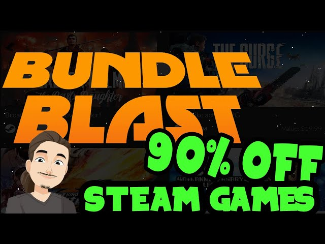 Bundle Blast! Amazing New Steam Game Bundles! Fanatical Killer Bundle, Humble bundles, and More!