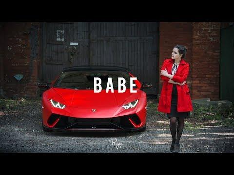 """Babe"" - Smooth Piano Rap Beat | Free New R&B Hip Hop Instrumental Music 2017 | SOB #Instrumentals"